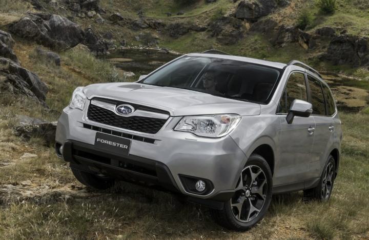 Subaru Forester Fotos Videos Preise Brosch 252 Re Crashtest